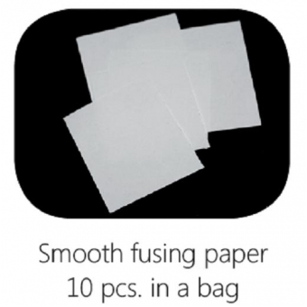 Thin fire fusing papier, scheidingsmateriaal 48 x 48 mm