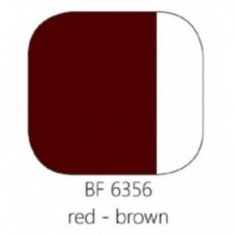 BF 6356 glasverf / pigment rood-bruin loodvrij, 100 gr