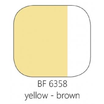 BF 6358 glasverf / pigment geel-bruin loodvrij, 100 gr
