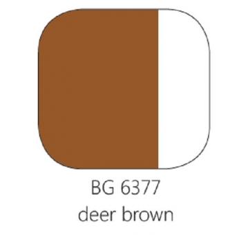 BG 6377 Loodvrije resistente glasverf Ree bruin, 100 gram