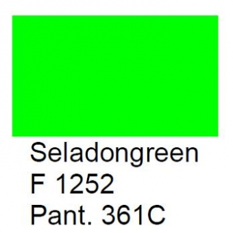 F 1252 Meissner Palette, seladongroen, 100 gram