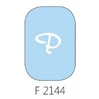 Glasverf, transparant blauw, F 2144, 100 gram