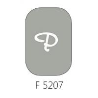 Glasverf transparant grijs, F 5207, 100 gram