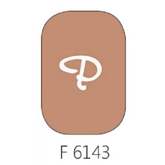 Glasverf, transparant bruin, F 6143, 100 gram