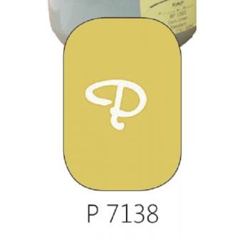 Glasverf transparant geel, P 7138, 100 gram