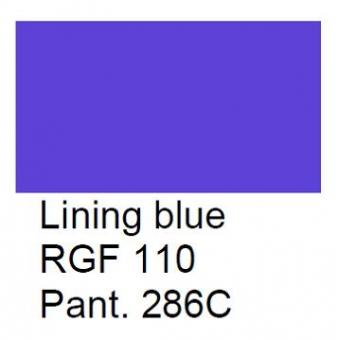 RGF 110 Meissner Palette, randblauw, 100 gram
