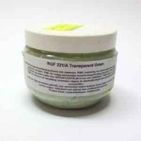 RGF221-A Glasverf transparant groen, 100 gram