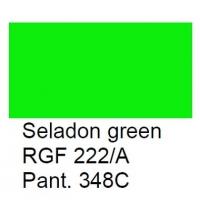 RGF 222/A Meissner Palette, seladon-groen, 100 gram