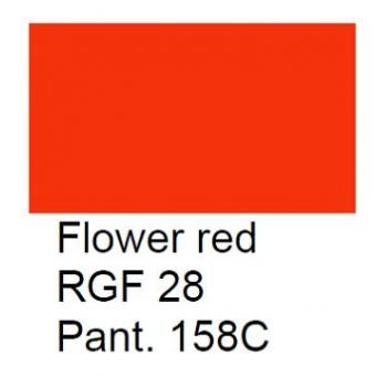 RGF 28 Meissner Palette, bloemenrood, 100 gram
