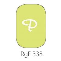 RGF 338 Glasverf transparant geel, 100 gram