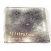 Zwart pigment met belvorming 100 gr