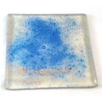 Middelblauw met belvorming 100gr