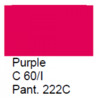 Glasverf transparant purper, C60-I, 100 gram