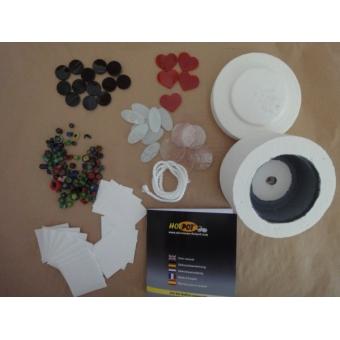 HotBox startpakket nummer 2 inclusief een Hotpot Small (8 cm doorsnede) en toebehoren